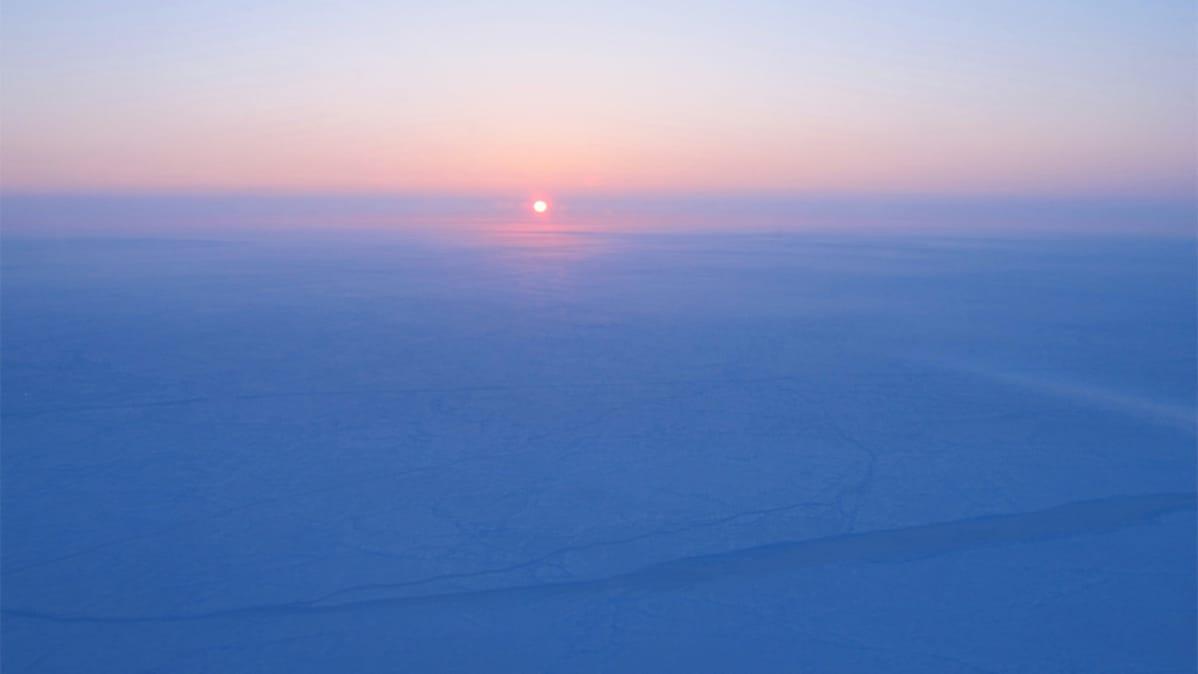 Talvella hurjia lämpöennätyksiä – Alaskaan piti tuoda lunta junalla