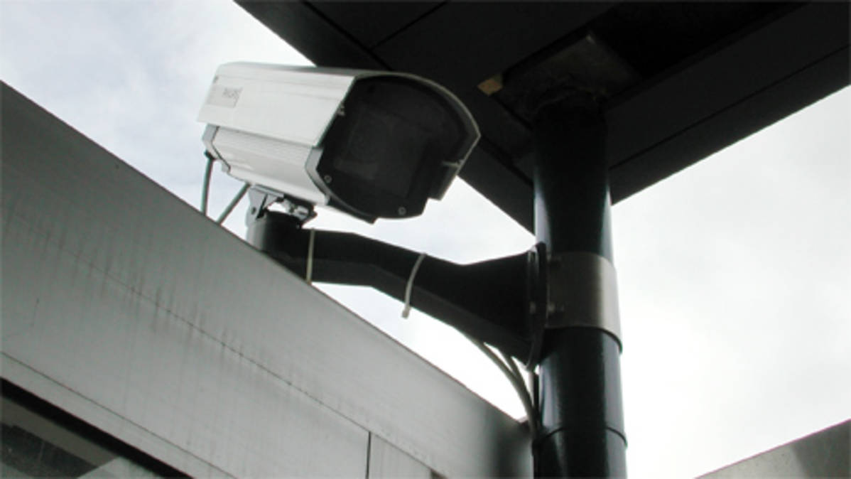 Tallentava kameravalvonta työpaikalla