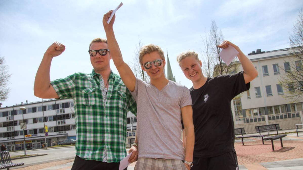 Mikkelin lukio ylioppilaat