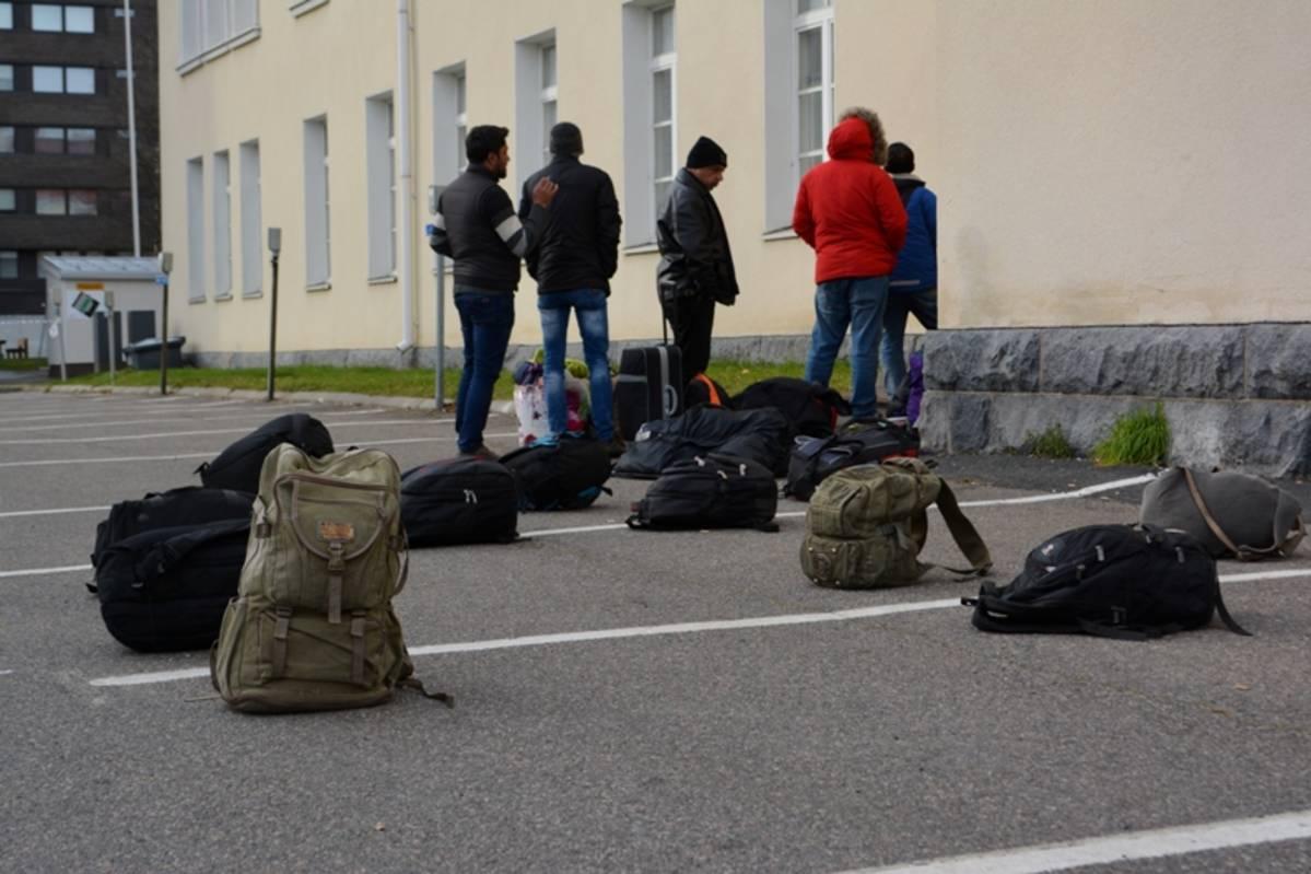 Maahanmuuttovirasto toimipisteet