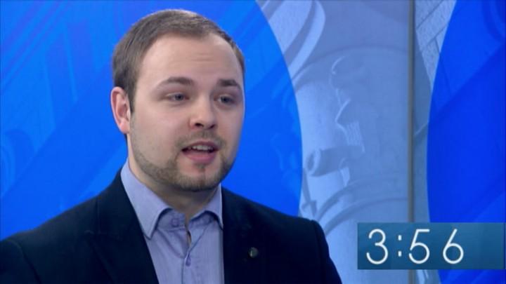 Joonas Könttä (KESK) | Vaalikone Eduskuntavaalit 2015 | Yle Uutiset | yle.fi