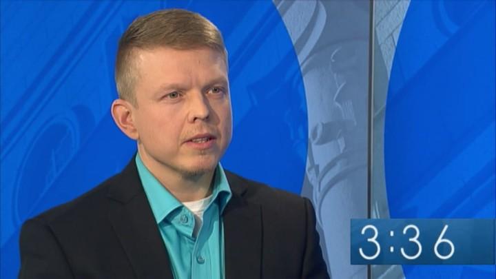 Henry Määttä (KD) | Vaalikone Eduskuntavaalit 2015 | Yle Uutiset | yle.fi