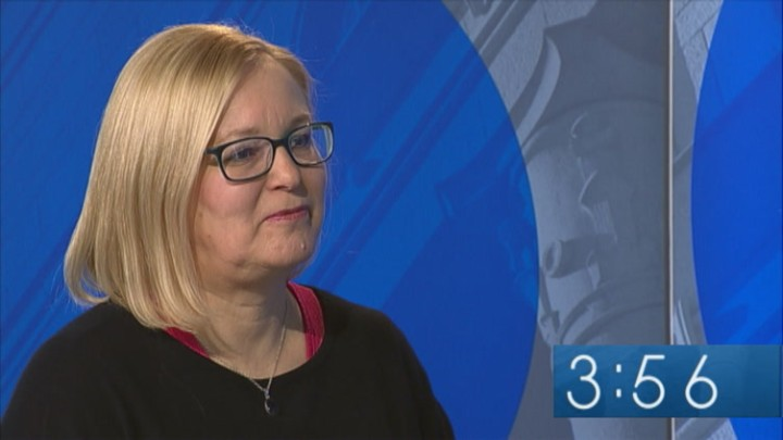 Ulla Parviainen