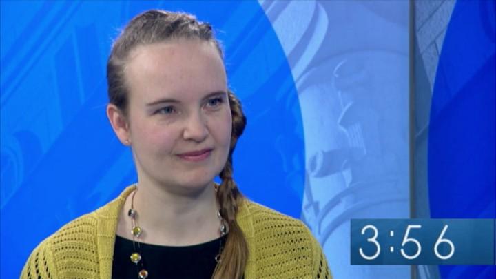 Elina Sillanpää