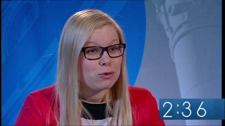 Saara Hyrkkö