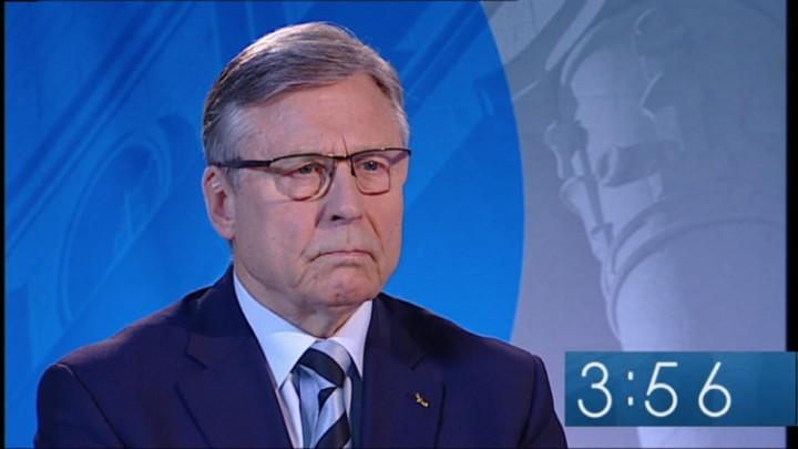 Pertti Salolainen (KOK) | Vaalikone Eduskuntavaalit 2015 | Yle Uutiset | yle.fi