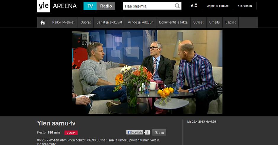 Tv Kanavat Suomessa