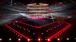 Euroviisut 2014 esiintymislava