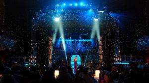 Piritta Venho lauloi Tangomarkkinat 2014 Finaalin karsinnassa Tampereella kesäkuussa 2014