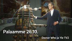 Doctor Who tauolle syksyllä 2014