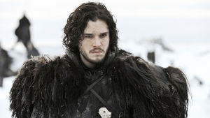 Game of Thrones -sarjan hahmo Jon Snow (Kit Harington)