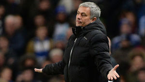 Chelsea-manageri Jose Mourinho