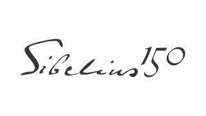 Ylen Sibelius-juhlavuoden logo.