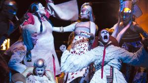 Cirque de Soleil: KA elämäntuli, yle tv1