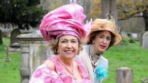 Parhain terveisin Irene ja Vera, yle tv1