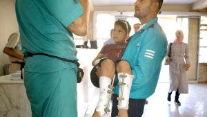 Ulkolinja: Lääkärit Syyrian sodassa, yle tv1