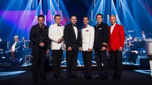 Tangomarkkinat 2015 laulukilpailun kuningasfinalistit