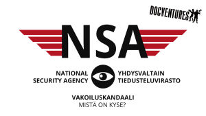 NSA ja vakoiluskandaali