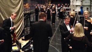 Radion sinfoniaorkesteri Salzburgissa 2016