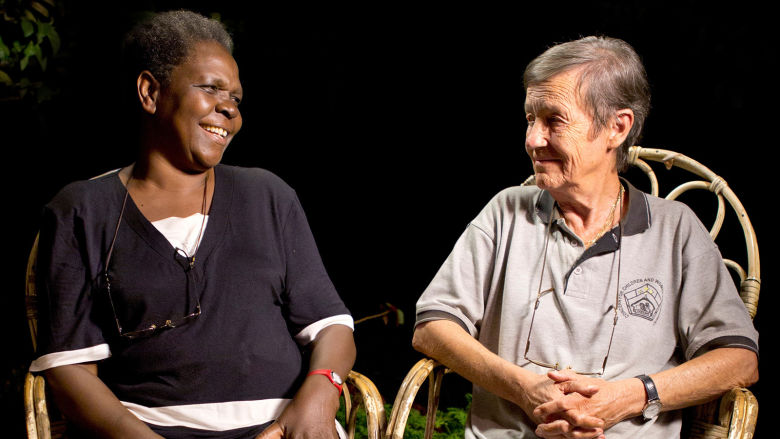 Dokumenttiprojekti: Hyvästi Afrikka, yle tv1