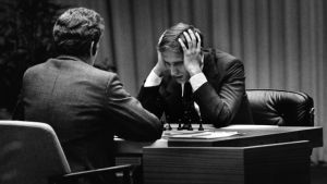 Bobby Fischer vastaan maailma.