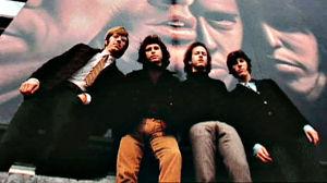 Rockin klassikkolevyt. The Doors.