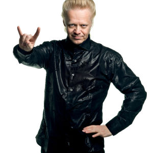 Kontrabasisti Jukka Räikkönen