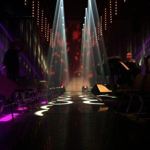 Mika Toivanen tangolaulukilpailun finaalin karsinnassa