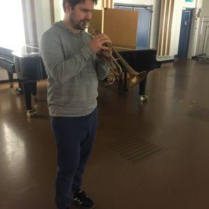 Trumpetisti Verneri Pohjola