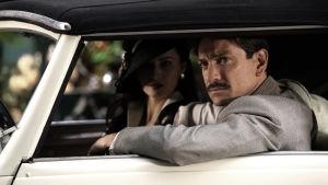 Sergio Assisi sarjassa Komisario Nardone (Il Commissario Nardone)