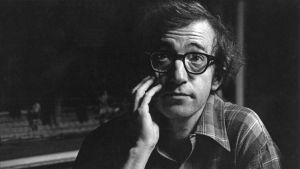 Kuva Woody Allen -dokumenttielokuvasta. Ohjaus Robert B. Weide