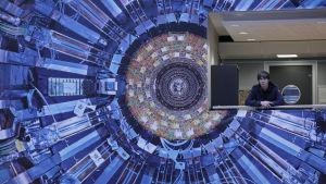 Brian Cox CERNissä sarjassa Tieteen pioneerit