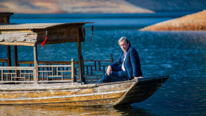 Andrew Graham-Dixon sarjassa Taiteen maantiede: Kiina