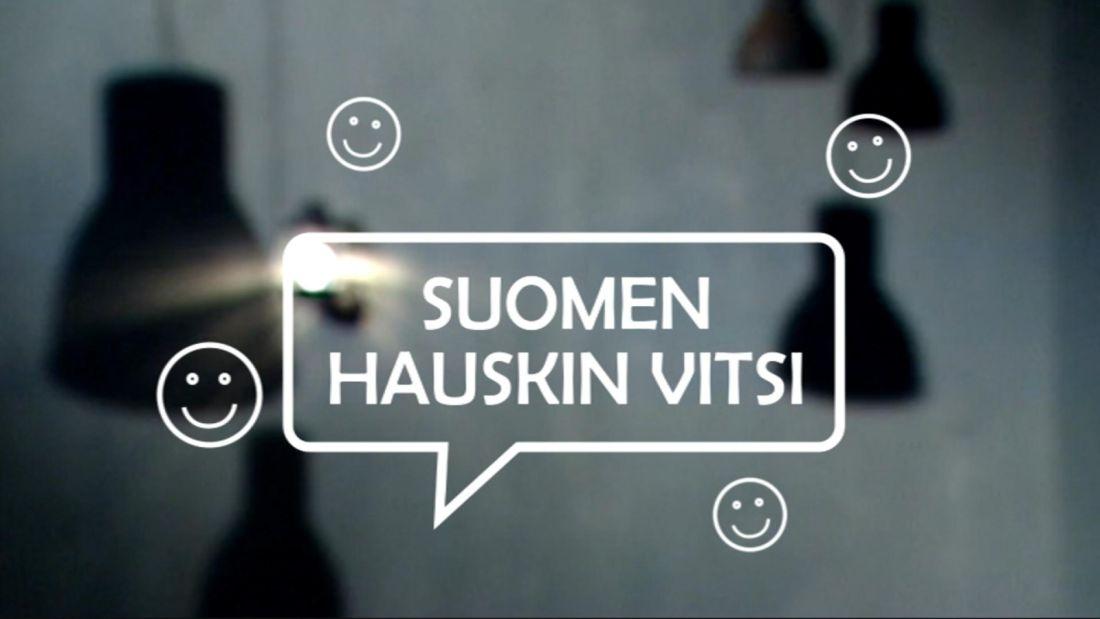 Suomen Hauskin Vitsi