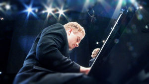Pianisti Joseph Moog Helsingin kaupunginorkesterin konsertissa 6.11.