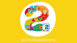 Pikku Kakkonen: Logo ja linkki-teksti 19.8.2015