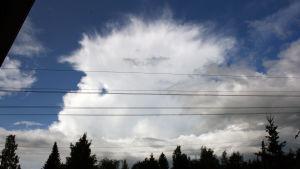 Pilvipeikko.