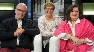 Jouni Kylmälä, Hilla Blomberg, Rita Nartamo