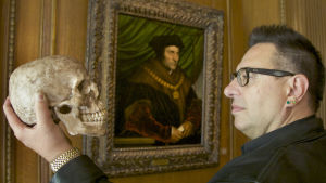 Waldemar Janusczak ja Thomas Cromwellin muotokuva
