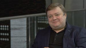 Kapellimestari Mikko Franck Outi Paanasen haastattelussa 9.2.2016.