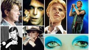 David Bowie -kollaasi