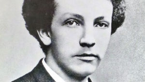 Richard Strauss (1864-1949) nuorena