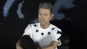 David Bowie vuonna 2015