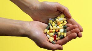 Lääkkeitä joka vaivaan