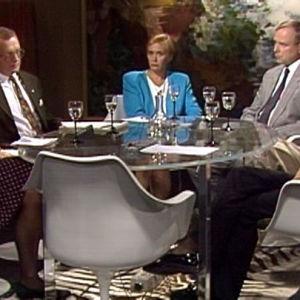 Sana sanasta -ohjelmassa keskusteltiin Jugoslavian hajoamissotien pakolaisista 1992