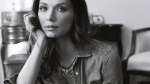 huippumalli Vera Jordanova