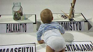 Kuva sarjasta Tulipa kerran Suomi (1994)