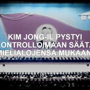 Faktageneraattori pohjoiskorealaisittain.
