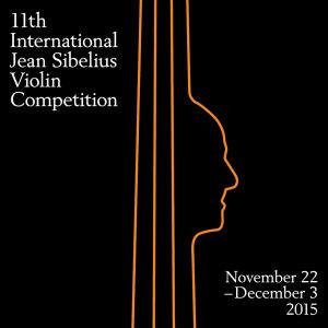 Jean Sibelius-viulukilpailun logo