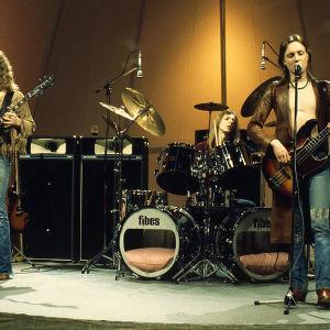 Royals Iltatähdessä 1976.